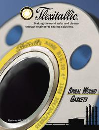 Spiral Wound Gasket Catalog