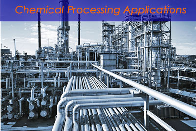 Gaskets for Chemical Processing Applications