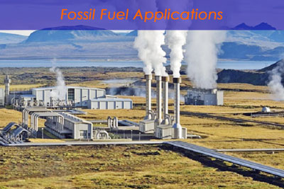 Gaskets for Fossil Fuel Applications